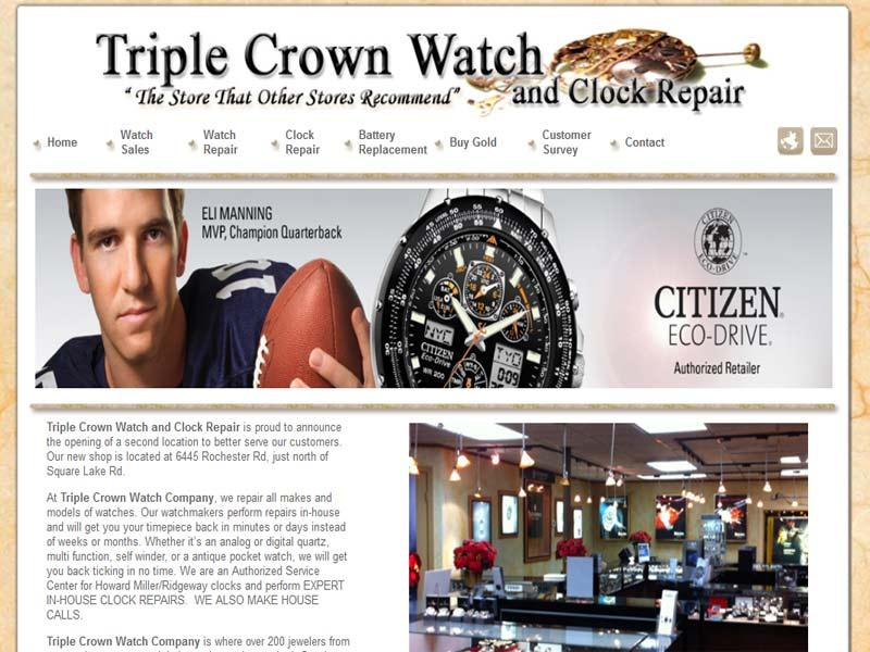 Triple Crown Watch Company